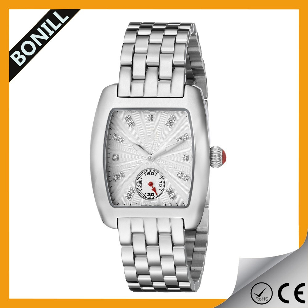 classic diamond case oem watch,waterproof watch,dropshipping watch