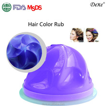 Dexe 2016 hot sale temporary highlight your hair color instantly