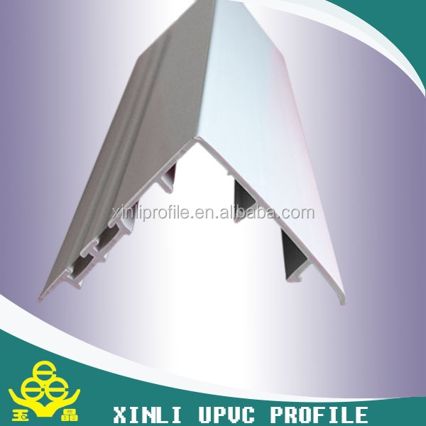 pvc profile windows 80 inter lock with right quality right price