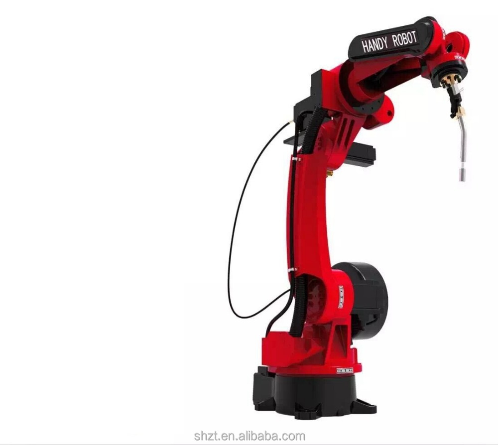 Handy robot 6 axis industrial welding machine robotic arm