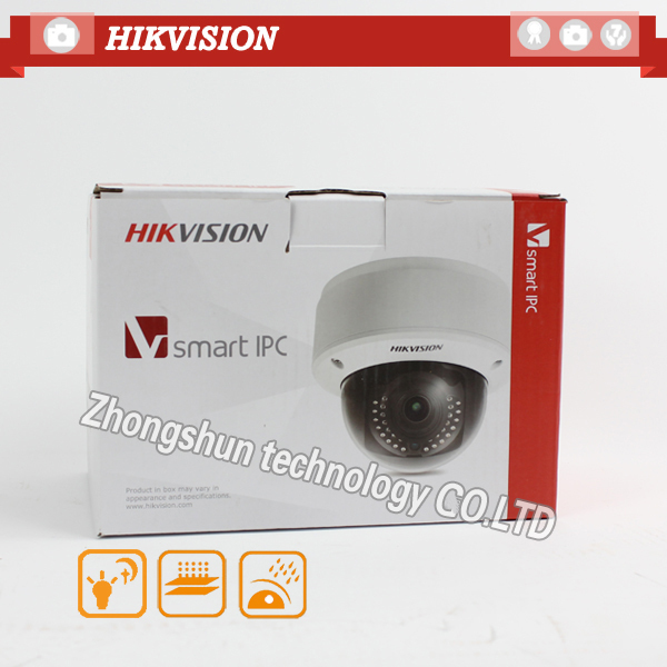smart IPC English version DS-2CD4132FWD-IZ 3MP 120dB WDR VF lens indoor digital ip camera security smart IPC