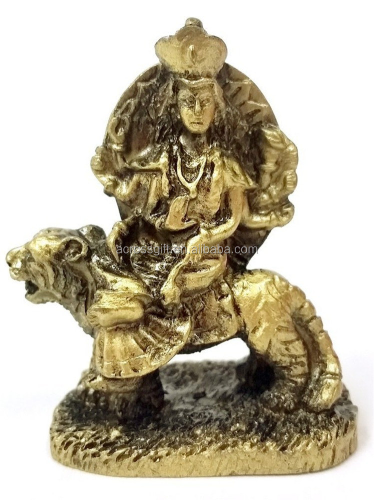 Personalized Hand Crafted Decorartive Poly Resin Hindu Gods and Goddesses