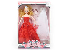 Lace Babi Doll Beauty Girl for Kids
