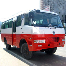 Dongfeng 4x4 Off Road 18 Seater Coach Bus Price/18 Seat Mini 4WD Passenger Bus For Sale