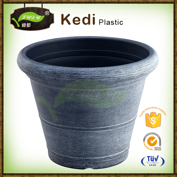 PP plastic clear flower pots & nursery pots type and pp plastic material nursry pot