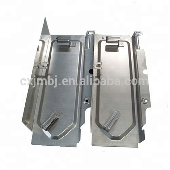 China Manufacturer Laser Cutting Machine Laser Cut Mechanical Parts and CNC Punch Fabrication