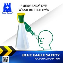 Blue Eagele Safety EW6 Portable Emergency Eye Wash Bottle