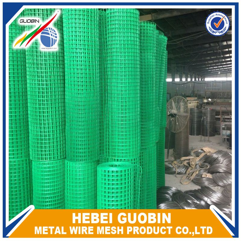 Low carbon steel 6x6 reinforcing welded wire mesh panels
