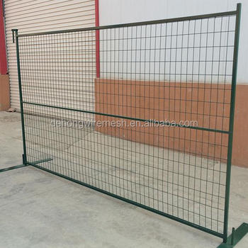 Canada Temporary fence panels hot sale