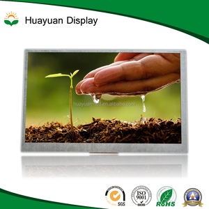 7 Inch IPS LCD Interactive Flat Panel Industrial LCD