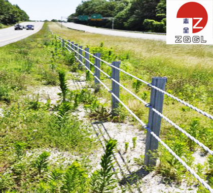 Cost-effective road, highway and motorway safety barrier system