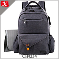 New Design Multi-function Baby Diaper Bag Backpack with Changing Pad