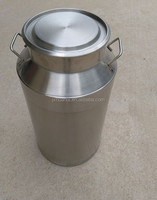 food grade stainless steel honey bucket