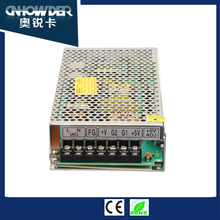 HOT SEELING ! D-120 120w LED Dual Output SMPS 24v /12V/ 5v Swiching Power Supplies/ Switched Mode Power Supply OEM High quality