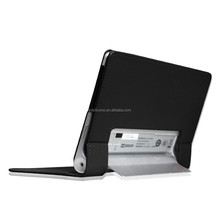 For Lenovo Yoga Tablet 8 Folio Leather Case Cover with Auto Sleep / Wake Feature for Lenovo Yoga 8 8-Inch Android Tablet