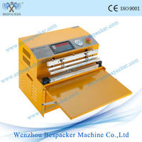 High Efficiency Desktop Automatic External Vacuum Machinery With Sealer