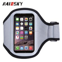 HAISSKY 5.0 inch Neoprene Armband case ,Armband neoprene , Sports armband case for iPhone 7/7 plus and for iphone 6/6plus