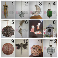 Windchime, Lighting, Wall and Hanging Decoration (Handicraft)