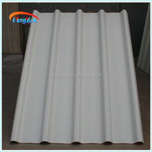 large corrugated plastic roofing sheets for house for warehouse workshop
