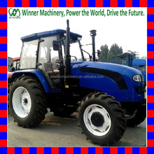 Cheap price ! 75HP 80HP 85HP 90HP 95HP 100HP 4WD Agricultural Farm Wheel Tractors for sale
