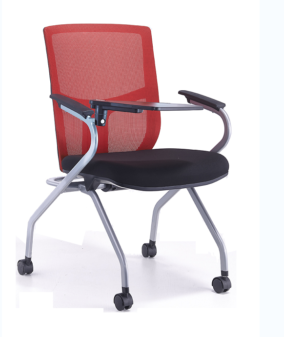 C08# Unique design good quality office training chairs with tables price
