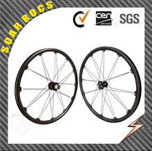 27.5er carbon MTB wheels 650B 25mm clincher hookless 27mm width 100% tubeless rim bed 27.5inch all mountain bike wheels