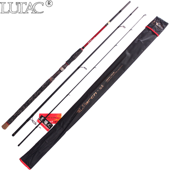 Lutac China fishing shop spinning fishing rods high-quality FUJI guide ring from ali baba com.