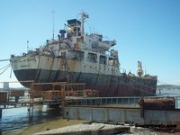 Ships for scrap HERACLITO DANTAS