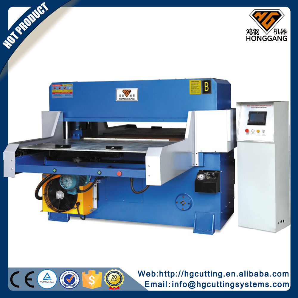 automatic feeding corrugated cardboard cutting die machine