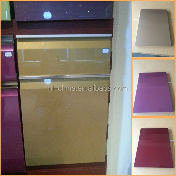 High Quality Round Corner High Gloss Lacquer Kitchen Cabinet Door Buy Kitchen Cabinet Door