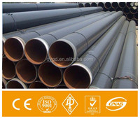 Good Quality API 5L X60 ERW Carbon Steel Pipe & Tube for Gas and Oil
