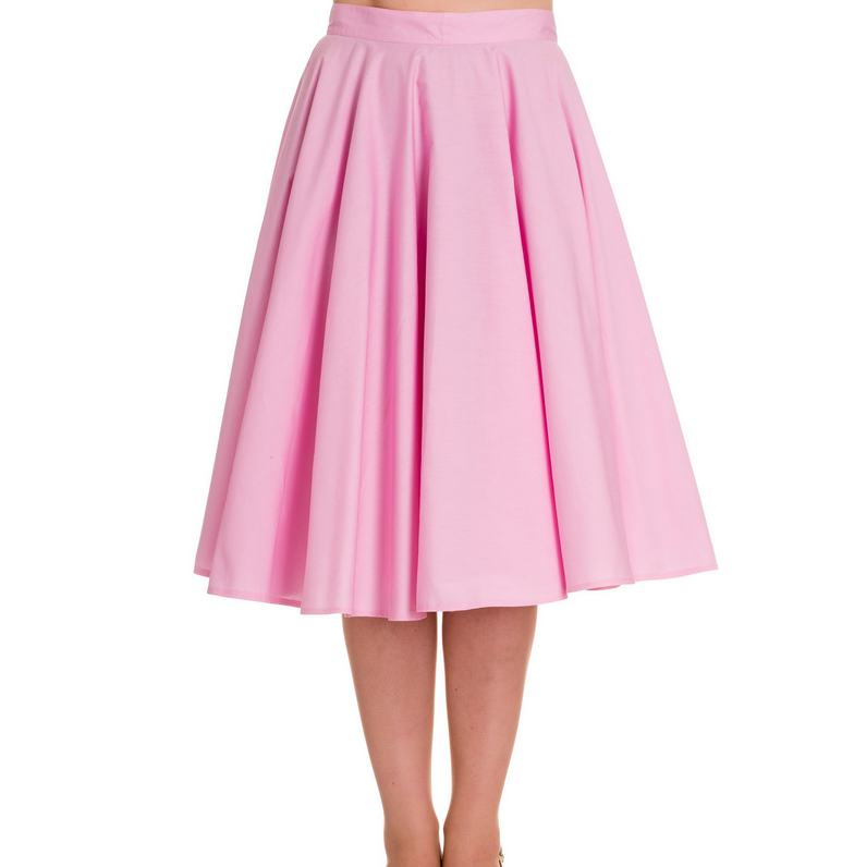50s fashion women skirts