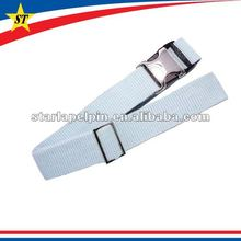 personalized airport travel nylon password lock wholesale luggage belt