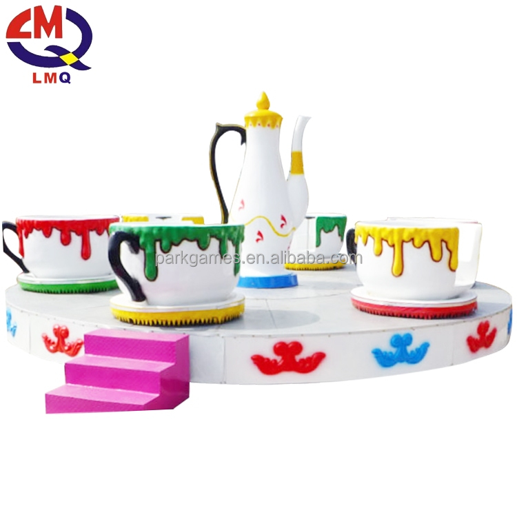 Coffee cup children jumping <strong>game</strong> for kids play