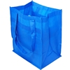 Thicken three-dimensional large capacity eco shopping bag supermarket non woven tote bag