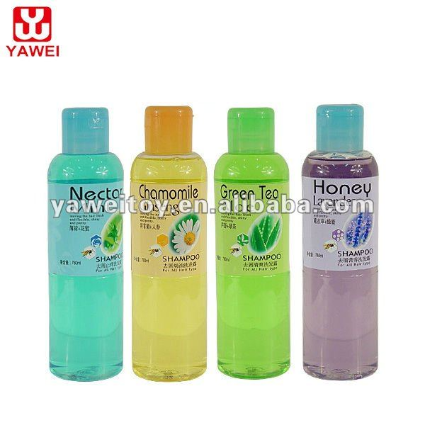 500ml/780ml natural hair shampoo series