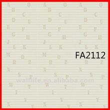 Hot sale variety designs new fashion wallpaper supplier