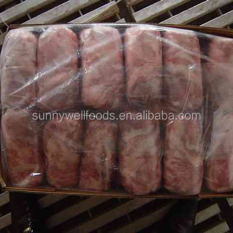 Frozen pork meat collar bonless skinless 95%VL IWP