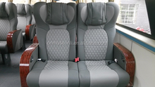 Luxury Vip Bus Seat Manufacture with CCC and ISO standard in hight quality and lower price car cover
