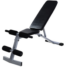 AB Workout Adjustable Foldable Incline Dumbbell Bench