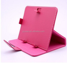 wholesale 7,8,9,9.7 & 10 inch universal tablet case, ultra thin stand folio leather flip tablet cover case