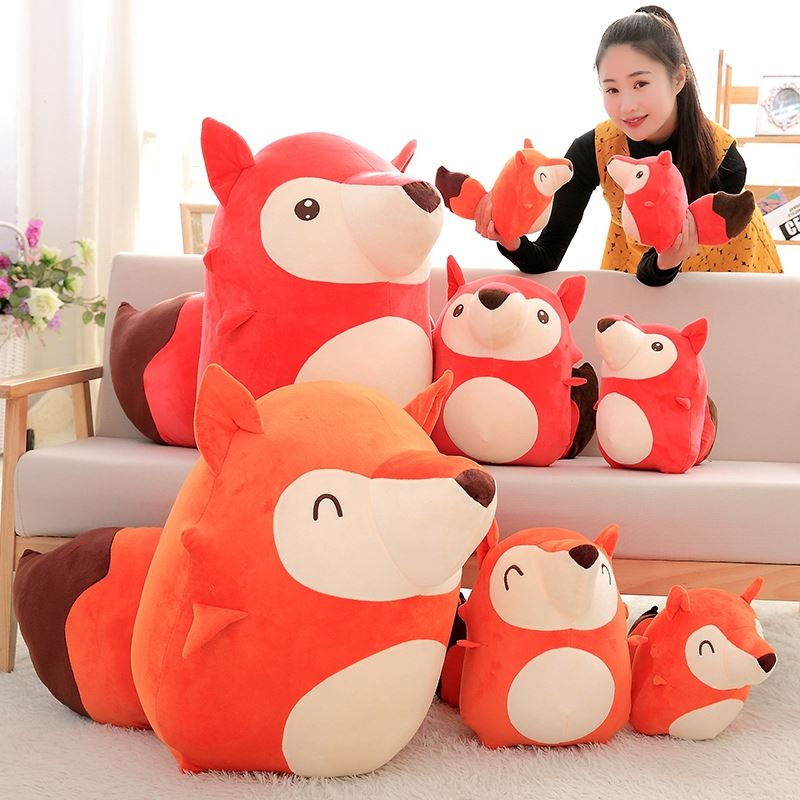 20cm Cute Ali Fox Lover Baby Soft Doll Plush Toys Soft Cotton Stuffed Animals Toys,Birthday Gift