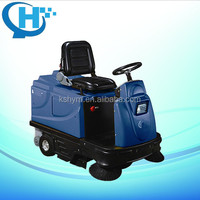 riding type mechanical broom sweeper