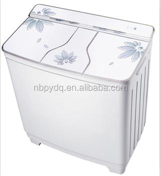 glass top washing machine