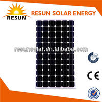 170W 24V Poly Solar Panel with CE/TUV/IEC certificate price per watt
