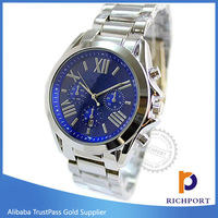 2015 fashion new design japan movt quartz watch stainless steel back watch man watch
