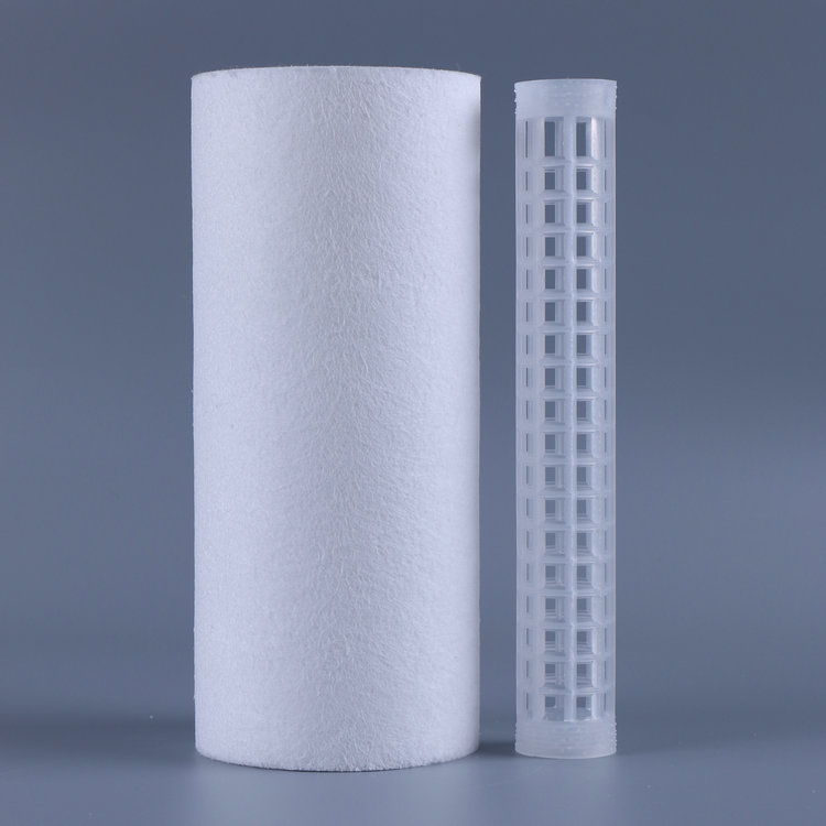 High Quality PP Alkaline Filter Cartridge Medium 0.2 Micron