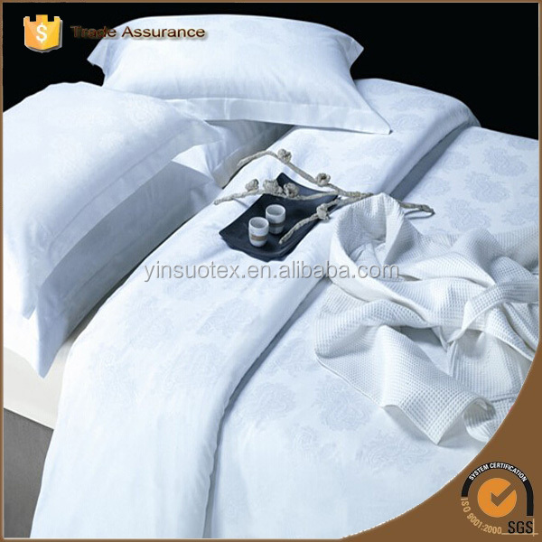 high quality bedding set, hotel bed sheets,T/C or CVC