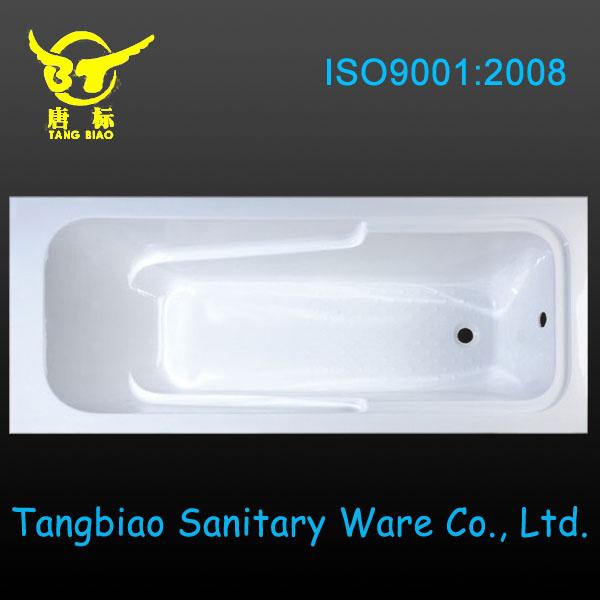 Acrylic Bathtub With Handles Portable Walk In Bathtub China Buy Walk In Bat