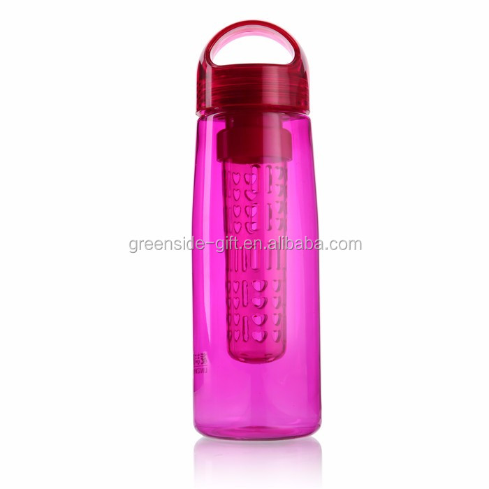 High quality wholesale 750ml wide mouth plastic water bottle